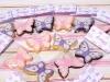 biscotti decorati farfalla