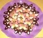 farfalline biscotti in pasta frolla al cacao