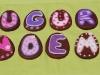 biscotti decorati al cioccolato