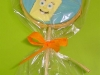 spongebob cookie biscotto decorato
