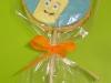 spongebob cookie biscotto decorato