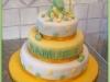 torta decorata coccodrillo