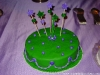 torta stelle e festoni