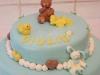 torta battesimo orsetto-coniglio