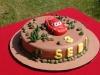 torta cars saetta mcqueen