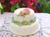 torta decorata-festa-della-mamma