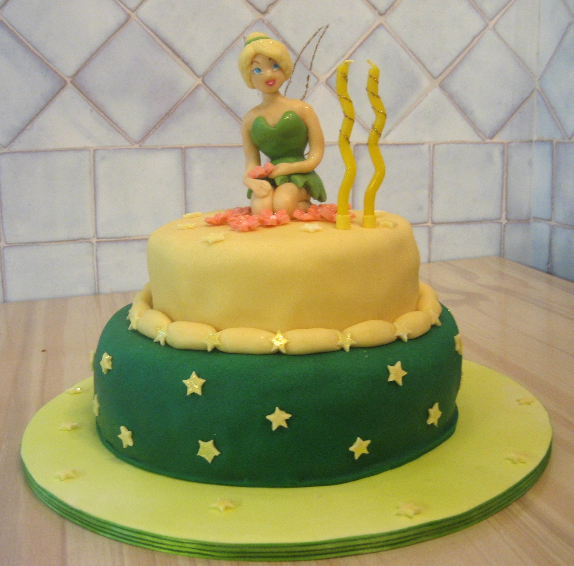 Pin pin trilli tinker bell il dito nella marmellata cake for Cartone animato trilli