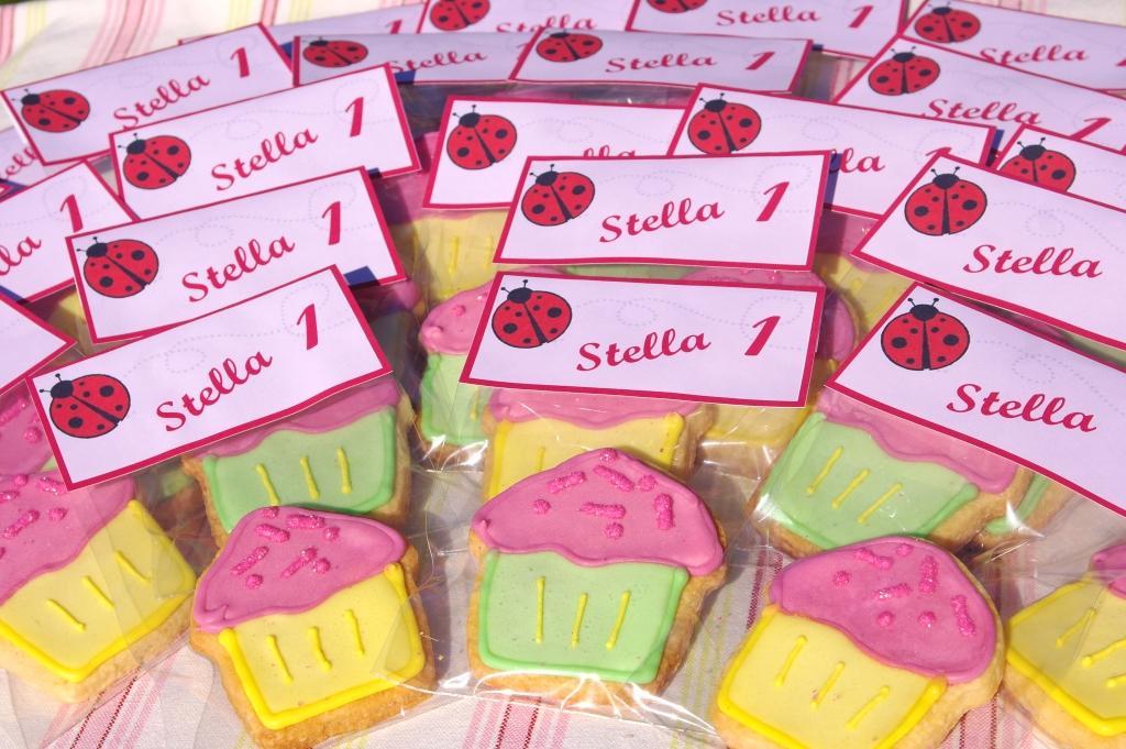 Biscotti O Cupcakes Cristallo Di Zucchero