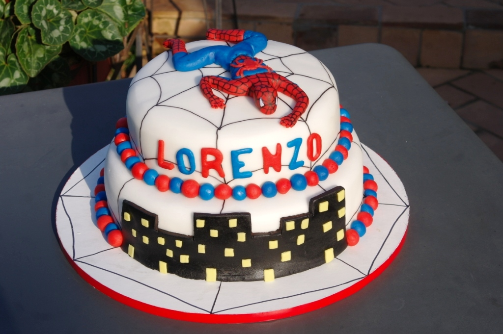 Spiderman lorenzo web