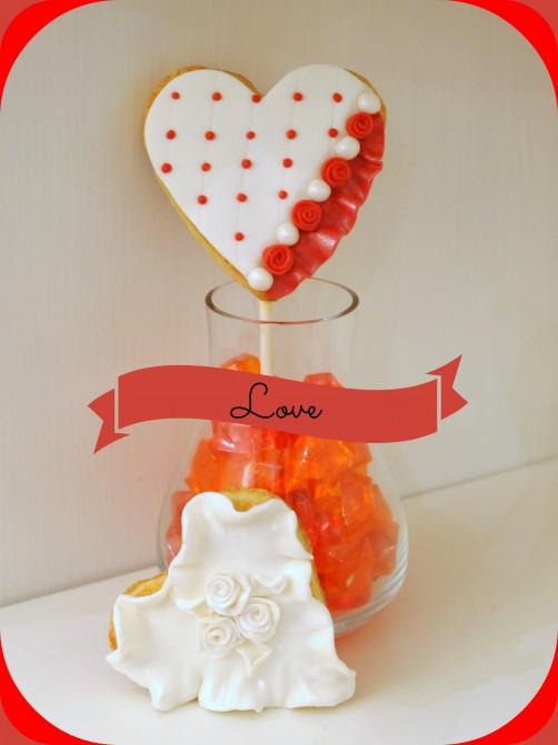 biscotto san valentino